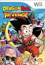 Dragonball: Revenge of King Piccolo Wii