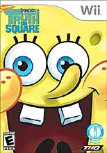 SpongeBob's Truth or Square Wii