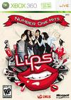 Lips: Number One Hits Xbox 360