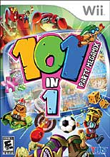 101-in-1 Party Megamix Wii