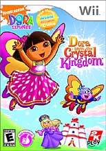 Dora the Explorer: Dora Saves the Crystal Celebration Wii