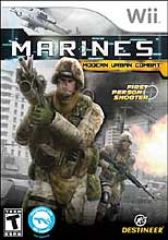 Marines: Assault on Terror Wii