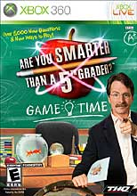 Are You Smarter than a 5th Grader? Game Time Xbox 360