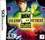 Ben 10 Alien Force Vilgax Attacks DS