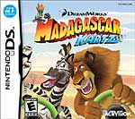 Mad Karts of Madagascar DS