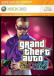 Grand Theft Auto IV: The Ballad of Gay Tony for Xbox 360 last updated Dec 17, 2013