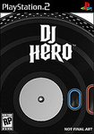 DJ Hero PS2