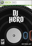 DJ Hero for Xbox 360 last updated Jan 12, 2010