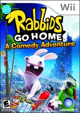 Rabbids Go Home for Wii last updated Dec 09, 2012