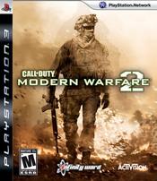 Call of Duty: Modern Warfare 2 for PlayStation 3 last updated Dec 17, 2013