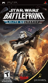 Star Wars Battlefront: Elite Squadron PSP