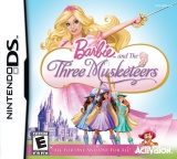 Barbie 3 Musketeers DS
