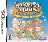 Harvest Moon: Sunshine Islands DS