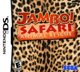 Jambo! Safari Animal Rescue DS