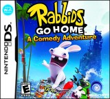 Rabbids Go Home for Nintendo DS last updated Nov 01, 2009