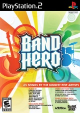 Band Hero PS2