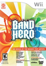 Band Hero for Wii last updated Jan 06, 2010