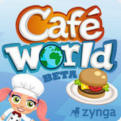 Cafe World Facebook
