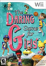Daring Game for Girls Wii