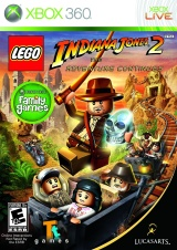 LEGO Indiana Jones 2: The Adventure Continues for Xbox 360 last updated Nov 28, 2011