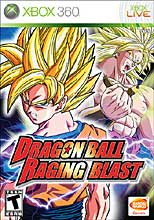 Dragon Ball Raging Blast Xbox 360