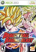 Dragon Ball Raging Blast for Xbox 360 last updated Aug 30, 2010