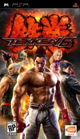 Tekken 6 for PSP last updated Jun 23, 2010