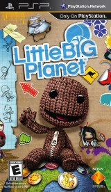 Little Big Planet for PSP last updated Jan 05, 2012