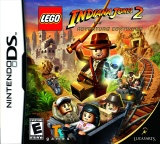 LEGO Indiana Jones 2: The Adventure Continues DS