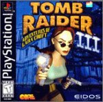 Tomb Raider 3: Adventures Of Lara Croft PSX