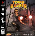 Tomb Raider: Chronicles PSX