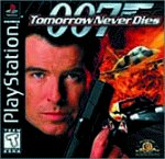 Tomorrow Never Dies PSX