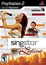 SingStar: Latino PS2