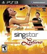 SingStar: Latino PS3
