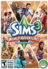 The Sims 3: World Adventures PC