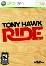 Tony Hawk: Ride Xbox 360
