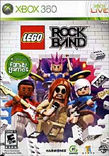 LEGO: Rock Band Xbox 360