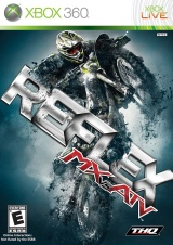 MX vs. ATV Reflex for Xbox 360 last updated Mar 01, 2010
