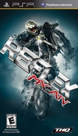 MX vs. ATV Reflex for PSP last updated Aug 24, 2010