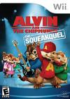 Alvin and the Chipmunks: The Squeakquel Wii