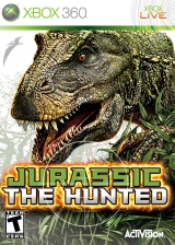Jurassic: The Hunted Xbox 360