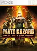 Matt Hazard: Blood Bath and Beyond Xbox 360