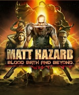 Matt Hazard: Blood Bath and Beyond PS3