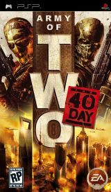Army of Two: The 40th Day for PSP last updated Jan 05, 2010