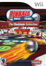 Pinball Hall of Fame: The Gottlieb Collection Wii