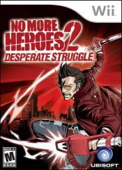 No More Heroes 2: Desperate Struggle Wii