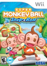 Super Monkey Ball: Step & Roll Wii