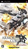 Armored Core: Silent Line Portable for PSP last updated Nov 05, 2010