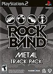 Rock Band Metal Track Pack PS2