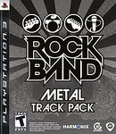 Rock Band Metal Track Pack for PlayStation 3 last updated Feb 07, 2010